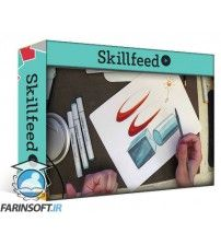 دانلود آموزش Skillshare Marker Sketching Essentials: Learn to color with markers