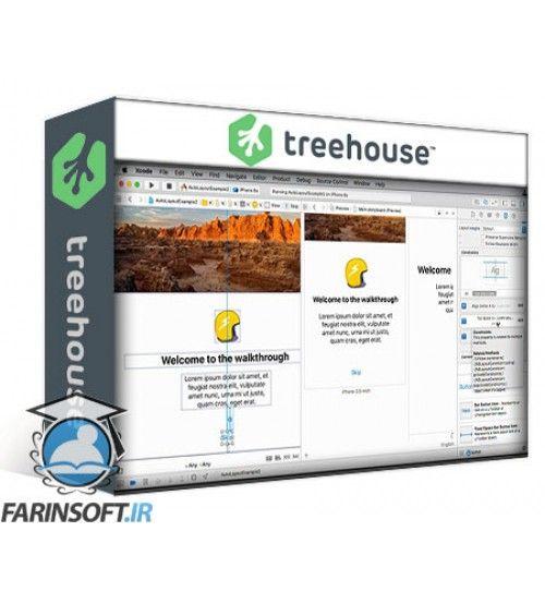 آموزش TeamTreeHouse Introduction to Auto Layout in iOS