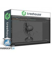 آموزش TeamTreeHouse Maya Modeling Tools