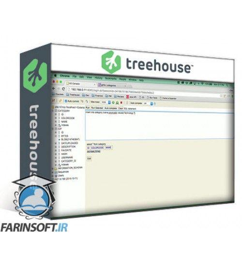 آموزش Team TreeHouse Spring with Hibernate