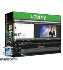دانلود آموزش Udemy Camtasia 8: Harness the Power of Video to Grow Your Sales