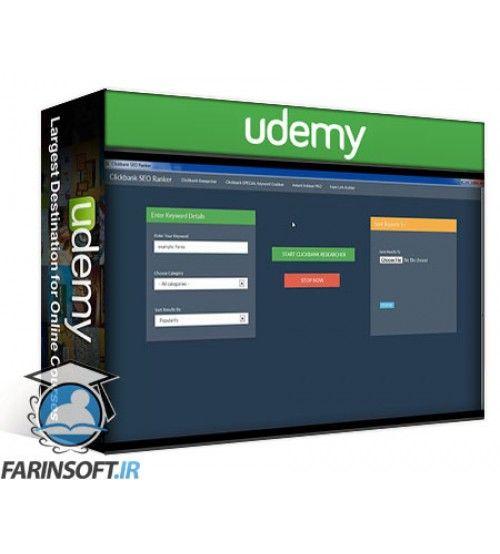 آموزش Udemy Clickbank Marketing Strategy For Beginners