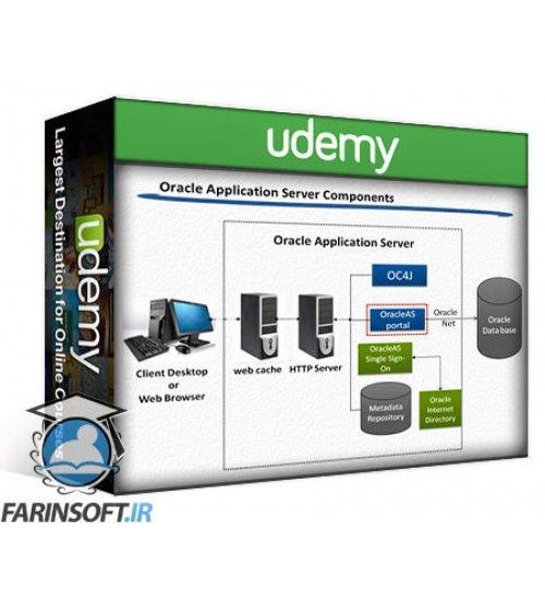 آموزش Udemy Oracle SQL 11g + Oracle Apps R12 DBA