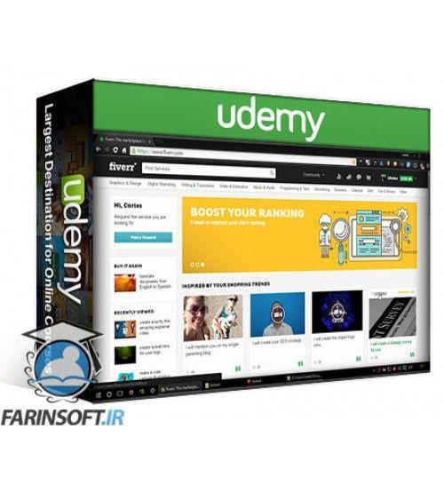 آموزش Udemy The success guide to FIVERR