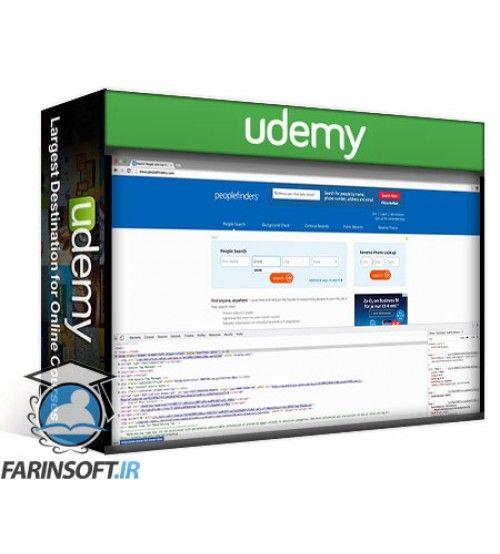 آموزش Udemy Professional Web Scraping with Java For Fun and Profit