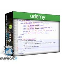 آموزش Udemy jQuery Crash Course: Learn the Essentials of jQuery Fast
