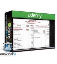آموزش Udemy Advanced Accounting A Complete Study for CA / CMA / CFA / CS