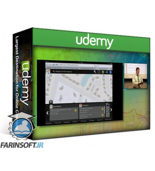 آموزش Udemy Sharpen Your GIS Skills