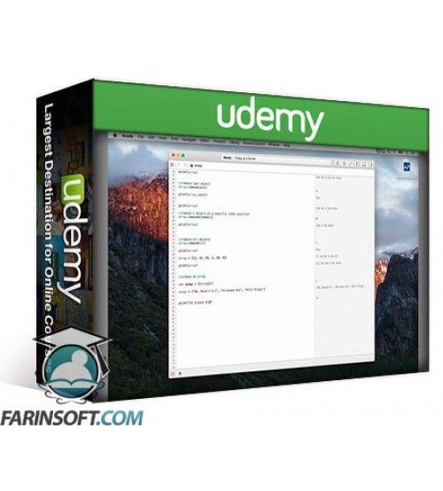 آموزش Udemy Intro to Swift Fundamentals – Learn By Examples