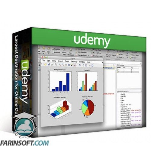 آموزش Udemy Matlab Programming Fundamentals