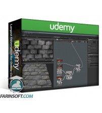 آموزش Udemy Medieval Blocks Substance Designer Tutorial Tileable Material