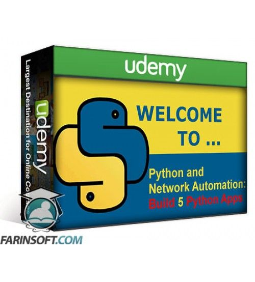 آموزش Udemy Python Network Programming
