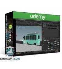 آموزش Udemy Procedural Vehicle Modeling