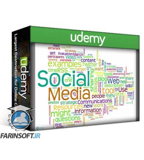 آموزش Udemy Get Job Interviews using Social Media (Self-Branding Studio)