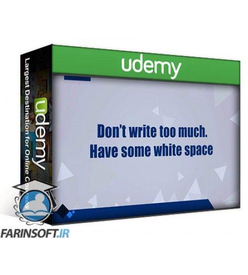 آموزش Udemy P.O.W.E.R Resume System: Proven system to get job interviews