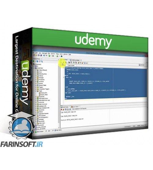 آموزش Udemy PL/SQL by Example