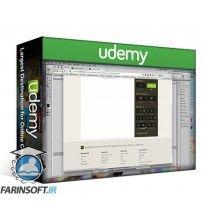 آموزش Udemy Create a COOL Interactive EPUB with InDesign