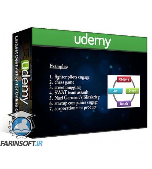 آموزش Udemy Business Strategy Double Business Performance With OODA