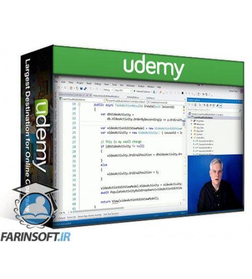 آموزش Udemy Microsoft – Visual Studio 2015 Fundamentals