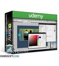 دانلود آموزش Udemy Web Elements Design With Photoshop