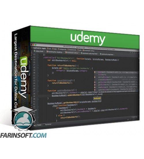 آموزش Udemy AngularJS - Application Architecture