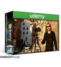 آموزش Udemy Photographing the World Cityscape Astrophotography and Advanced Post-Processing