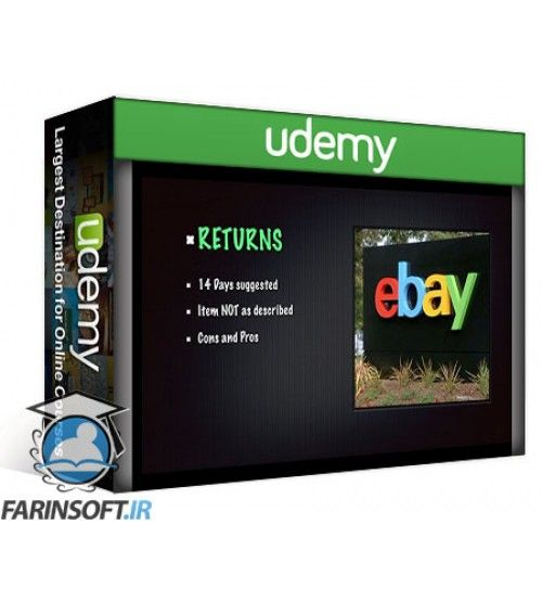 آموزش Udemy eBay for newbies: learn the basics to start selling on eBay