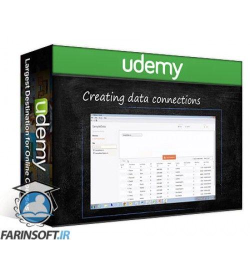 آموزش Udemy Learn Tableau Desktop for Accurate Business Analysis