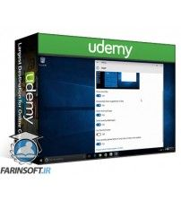 آموزش Udemy Windows 10