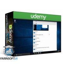 آموزش Udemy Windows 10