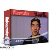 دانلود آموزش VideoMakers Titles and Graphics