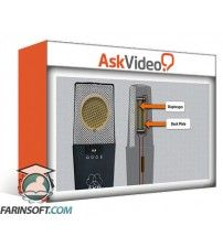 دانلود آموزش AskVideo Audio Concepts 105 Sound Recording