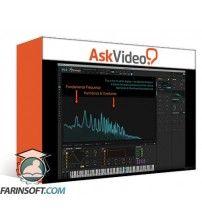 آموزش AskVideo iZotope Iris 2 Sonic Fusion Explored