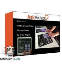 آموزش AskVideo Native Instruments 304 Jeremy Ellis: Maschine Virtuosity
