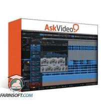 آموزش AskVideo Studio One 305 Mixing Pop-EDM
