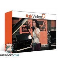دانلود آموزش AskVideo Vocal Techniques 101 Singing with Tammy Scheffer
