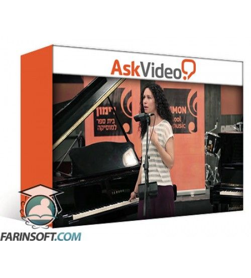 آموزش AskVideo Vocal Techniques 101 Singing with Tammy Scheffer