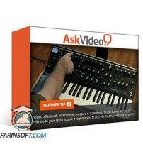 دانلود آموزش AskVideo Moog Sub 37 101 Master the Moog