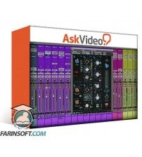 دانلود آموزش AskVideo Universal Audio 101 UA In Action  Bass and Drums
