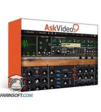 آموزش AskVideo Arturia V Collection 101 The Classic Synths