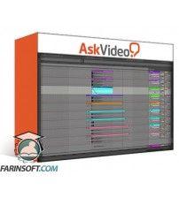 آموزش AskVideo Dance Music Sound Design 104 Drums