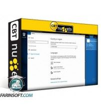 دانلود آموزش CBT Nuggets Microsoft Windows 10 70-698: Installing and Configuring Windows 10