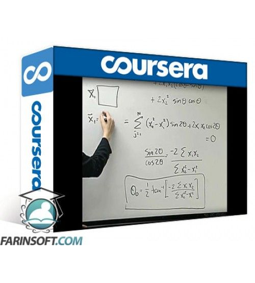 آموزش Coursera Computational Methods for Data Analysis