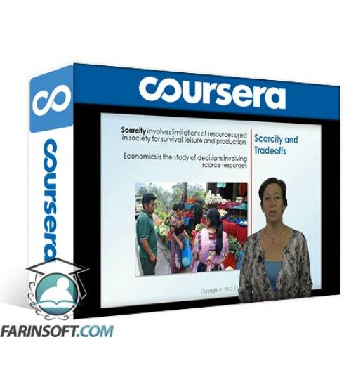 آموزش Coursera Economic Issues Food & You