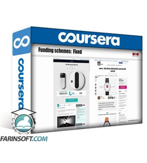آموزش Coursera Launching New Ventures