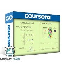 آموزش Coursera Learning From Data (Introductory Machine Learning)