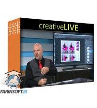 دانلود آموزش CreativeLive Adobe Photoshop Productivity