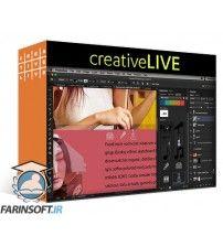 دانلود آموزش CreativeLive Learning Design in Adobe Photoshop