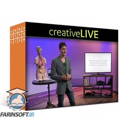 آموزش CreativeLive Achieve Ultimate Human Performance