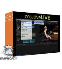 آموزش CreativeLive Final Cut Pro X Bootcamp